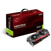 Asus MATRIX-GTX980-4GD5 Carte Graphique Nvidia 4GB GDDR5 DirectCU II