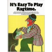 It's Easy To Play Ragtime by Frank Booth