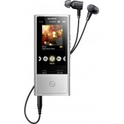 "MP4/MP3 Player Sony Walkman X100H, TFT 3"", 128GB Flash (Argintiu)"