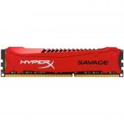 DDR3, 4GB, 1600MHz, KINGSTON XMP HyperX Savage, CL9 (HX316C9SR/4)