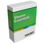 Veeam 2 additional years of Basic maintenance prepaid for Veeam Backup Essentials Standard 2 socket bundle for VMware - Prepaid Maintenance