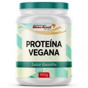 Proteina Vegana Sabor Baunilha 900 G Manipuladas