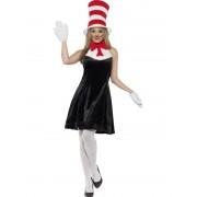 Dr. Seuss Cat In The Hat Costume - MEDIUM