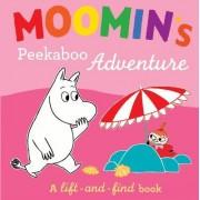 Moomin's Peekaboo Adventure by Tove Jansson