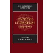 The Cambridge History of English Literature, 1660-1780 by John Richetti