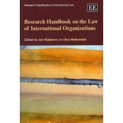 Research Handbook on the Law of International Organizations by Jan Klabbers