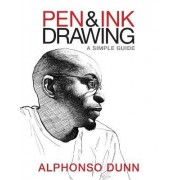 Pen and Ink Drawing by Alphonso Dunn