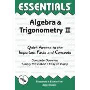 Algebra and Trigonometry: v.2 by Rea