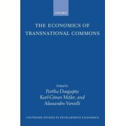 The Economics of Transnational Commons by Partha Dasgupta
