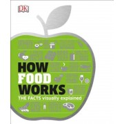 How Food Works: The Facts Visually Explained, Hardcover