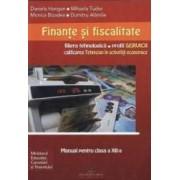 Finante si fiscalitate - Calsa 12 - Daniela Hangan Mihaela Tudor
