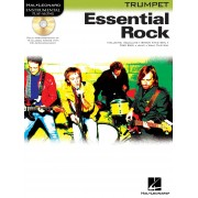 Essential Rock For Trumpet / Book+Cd