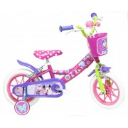 Bicicleta copii Denver Minnie Mouse 12""