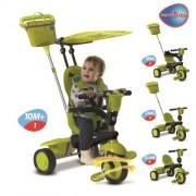 Smart Trike Spirit Touch Steering 4 In 1 Green