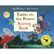 Room on the Broom Activity Book by Julia Donaldson