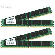 Crucial 32GB(8GBx4) DDR4 2133MHz Registered ECC DIMM PC4-17000 CL15 1.2V Server Memory