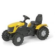 Rolly Toys 601004 - Veicolo a Pedali Farmtrac, JCB 8250