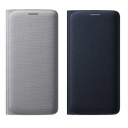 Husa Samsung Flip Wallet Fabric EF-WG925 pt Galaxy S6 Edge