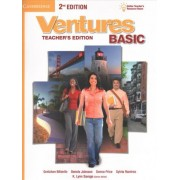 Ventures Basic Teacher's Edition with Assessment Audio CD/CD-ROM by Gretchen Bitterlin