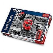 Trefl London Collage 1000-Piece Jigsaw Puzzle