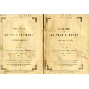 Hypatia, Or, New Foes With An Old Face, 2 Volumes (Tauchnitz Edition, Collection Of British And American Authors, Vol. 413, 414)