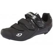 Giro Treble II schoenen zwart 2017 Racefiets klikschoenen