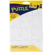 """Il tuo Puzzle 12 pezzi 5,5 """"X 8"""" 2/Pkg di colore-"""