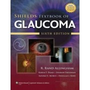 Shields' Textbook of Glaucoma by R. Rand Allingham