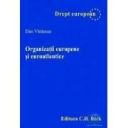 Organizatii europene si euroatlantice - Dan Vataman