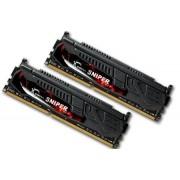 G.Skill F3-12800CL9D-8GBSR2 8GB DDR3 1600MHz memoria