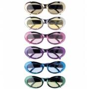 Feestbril in diverse kleuren