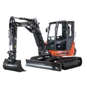 Mini-excavator Eurocomach ES-60 TR