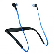 Jabra Halo Smart Wireless bluetooth in ear headset - Blue and Black