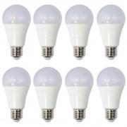 Set 8 Becuri LED Drimus 12W E27 Lumina Calda DL-3121
