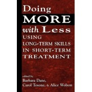 Doing More With Less by Barbara Dane