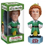 Elf The Movie Funko Buddy Talking Wacky Wobbler Bobble-Head