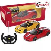 Auto na daljinsko upravljanje Rastar 1-24 458 Speciale A, 71900