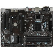 Placa de baza MSI Z170A PC MATE, Intel Z170, LGA 1151