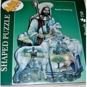 THE GOOD SHEPHERD 750 Piece Shaped Jigsaw Puzzle - Ruane Manning - Bits and Pieces by Bits and Pieces