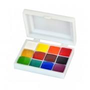 Acuarele pe baza de ulei 12 culori, Pictor, AC12P