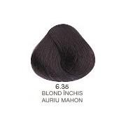 Vopsea Permanenta Evolution of the Color Alfaparf Milano - Blond Inchis Auriu Mahon Nr 6.35