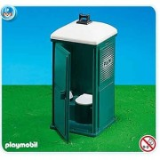Playmobil Portable Bathroom