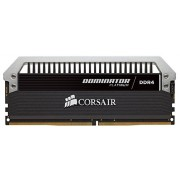 Corsair Dominator Platinum CMD16GX4M2B2400C10 Kit di Memoria RAM da 16GB, 2x8GB, DDR4, 2400 MHz, CL10, Nero
