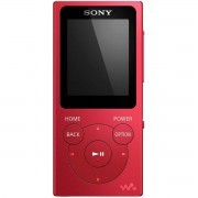 MP3 player Sony NWE-393 Walkman 4GB Red