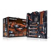 Gigabyte GA-Z170 X -SOC Force (Rev. 1.0) Carte mère Intel Z170 (DIMM, ddr4-sdram, Dual, Intel, PC, Intel)