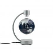 Stellanova 891091 floating globe, metallic silver