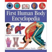 First Human Body Encyclopedia by DK Publishing