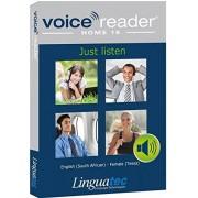 LinguaTec Voice Reader Home 15 Anglais Sud-Africain - English (South African) - Female voice [Tessa] - Text-to-Speech Software - Logiciel synthèse vocale (TTS) pour Windows PC - Sonoriser des textes confortablement et écouter tout simplement ! PC