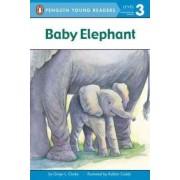 Baby Elephant by Ginjer L Clarke