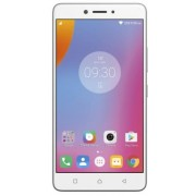 "Telefon Mobil Lenovo Vibe K6 Note, Procesor Octa-Core 1.4GHz, IPS Capacitive touchscreen 5.5"", 3GB RAM, 32GB Flash, 16MP, Wi-Fi, 4G, Dual Sim, Android (Argintiu) + Cartela SIM Orange PrePay, 6 euro credit, 4 GB internet 4G, 2,000 minute nationale si inter"